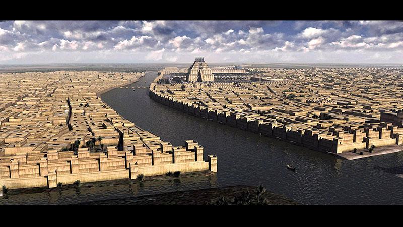 Vignette de l'actualité Babylone en 3D