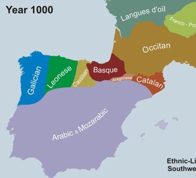 Vignette de l'actualité Evolution des langues dans la péninsule Ibérique