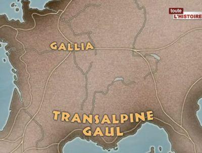 Vignette de l'actualité Ajout d'un documentaire : César le conquérant