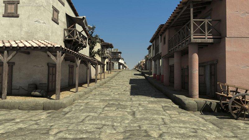 Vignette de l'actualité Une vidéo 3D dans la ville romaine 'Ammaia' au Portugal