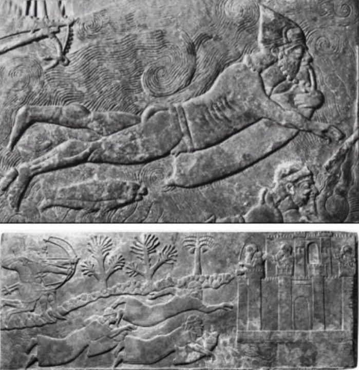 Vignette de l'actualité Assyrians used diving techniques in 700 BC