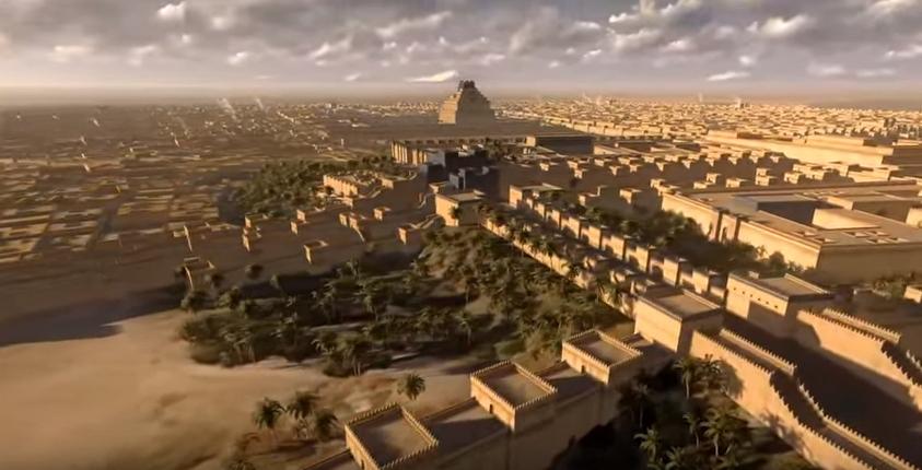 Vignette de l'actualité Babylon 3D by Byzantium1200