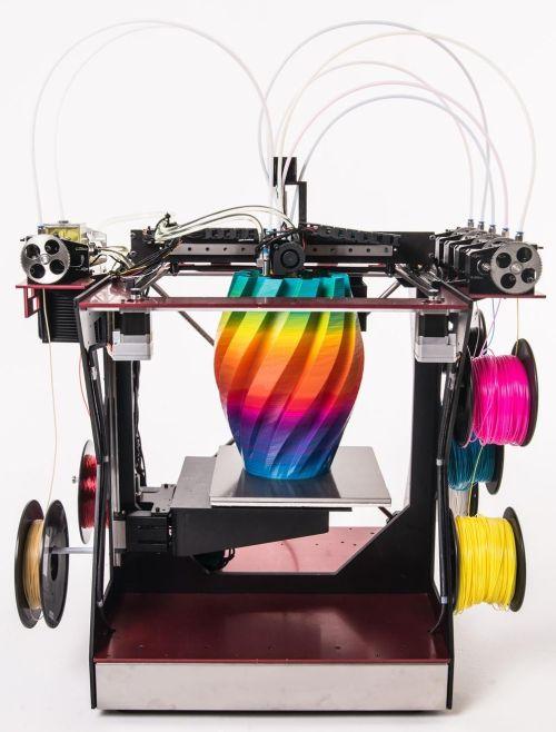 Vignette de l'actualité L'imprimante 3D RoVa4D