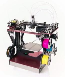 Vignette de l'actualité Vidéos de l'imprimante 3D RoVa4D en action