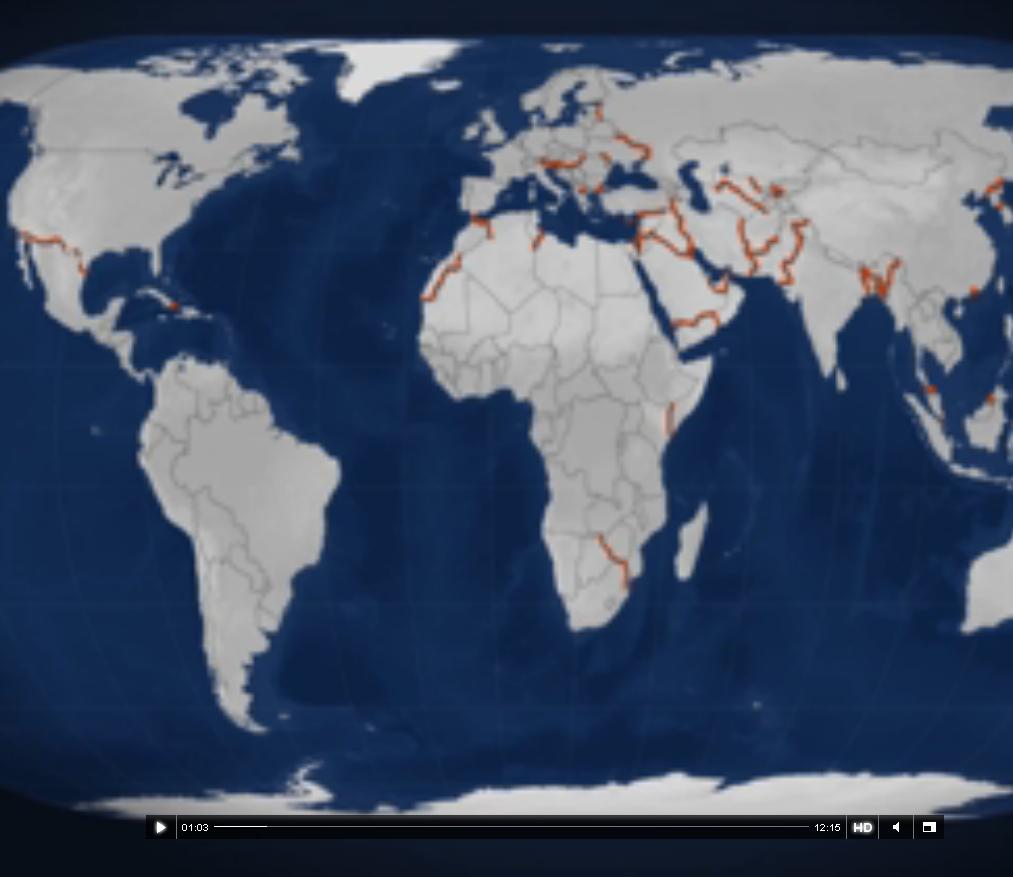 Vignette de l'actualité Le dessous des cartes : des frontières qui se re-ferment