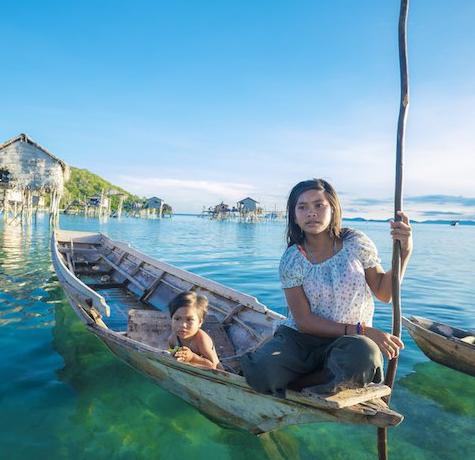 Vignette de l'actualité Les Bajau : un peuple sur l'eau, sans chef, ni frontières, ni calendrier