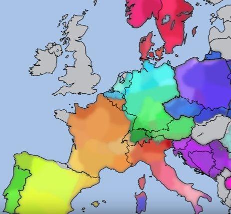 Vignette de l'actualité Le continuum dialectal