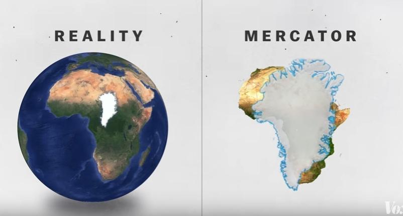 Vignette de l'actualité Why all world maps are wrong