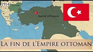 Vignette de l'actualité La fin de l'Empire ottoman
