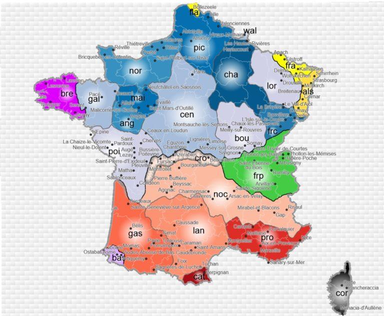 Vignette de l'actualité Atlas sonore des langues régionales de France