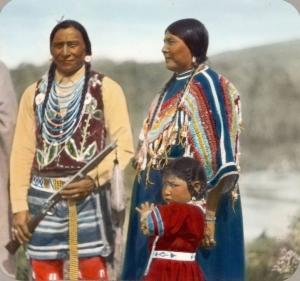 Vignette de l'actualité Des photos colorisées d'<a class='hom' href='?art=2966'>Amérindiens</a> datant de 100&nbspans
