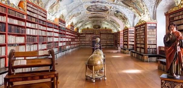 Vignette de l'actualité Les plus belles bibliothèques du monde