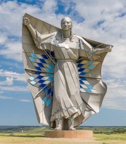 Vignette de l'actualité Dignity, la statue dédiée aux Amérindiennes