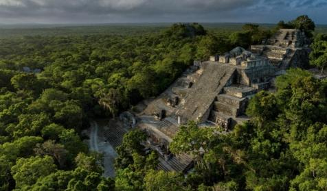 Vignette de l'actualité Découverte d'une cité maya de plus de 2000 km² au Guatemala