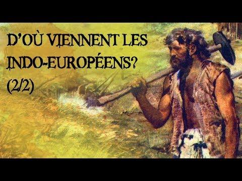 Vignette de l'actualité D'où viennent les Indo-européens? Les hypothèses