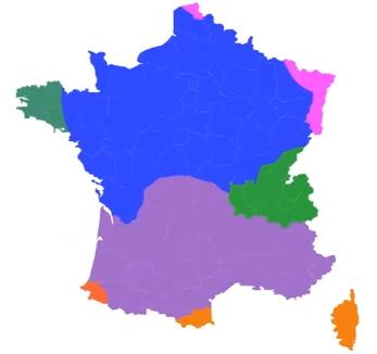 Vignette de l'actualité 45 langues régionales de France