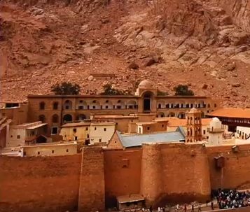 Vignette de l'actualité La plus vieille bibliothèque du monde est aux pieds du mont Sinaï