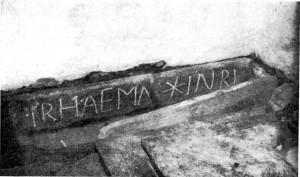 Vignette de l'actualité La plus vieille trace écrite en Breton est antérieure au Français